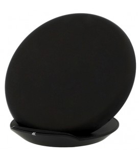 """Universalus juodas belaidis Fast Charge telefonų pakrovėjas su stovu """"FC04"""""""