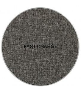 """Universalus pilkas belaidis Fast Charge telefonų pakrovėjas """"FC02"""""""