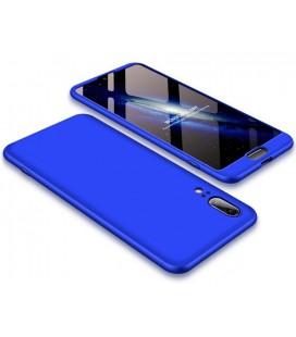 """Mėlynas dėklas Huawei P20 telefonui """"360"""""""