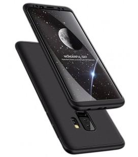 """Juodas dėklas Samsung Galaxy S9 Plus telefonui """"360"""""""