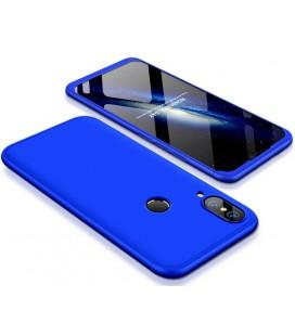 """Mėlynas dėklas Huawei P20 Lite telefonui """"360"""""""