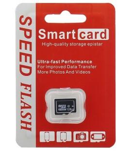 """Atminties kortelė MicroSD SDXC 128GB Class 10 """"Smart Card"""""""