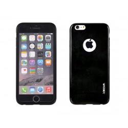 """Juodas plonas 0,3mm dėklas LG G3s telefonui """"Jelly Case Ultra Slim"""""""