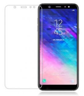 Apsauginė ekrano plėvelė Samsung Galaxy J6 2018 telefonui (Visam ekranui)