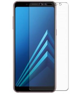 Apsauginė ekrano plėvelė Samsung Galaxy A6 2018 telefonui (Visam ekranui)