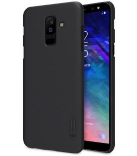 """Auksinės spalvos plastikinis dėklas Huawei P Smart telefonui """"Nillkin Frosted Shield"""""""