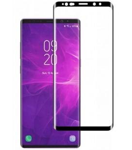 """Juodas 3D apsauginis grūdintas stiklas Samsung Galaxy Note 9 telefonui """"Mocolo"""""""