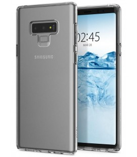 "Skaidrus dėklas Samsung Galaxy Note 9 telefonui ""Spigen Liquid Crystal"""