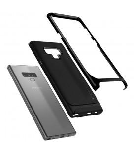 """Juodas atverčiamas Carbon dėklas Huawei P20 telefonui """"Book Vennus Carbon Z"""""""