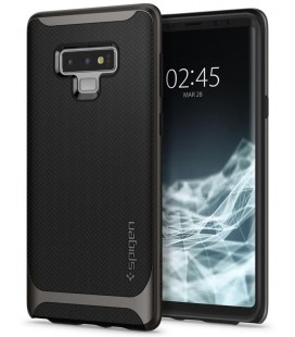 "Pilkas dėklas Samsung Galaxy Note 9 telefonui ""Spigen Neo Hybrid"""