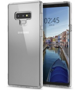 "Skaidrus dėklas Samsung Galaxy Note 9 telefonui ""Spigen Ultra Hybrid"""