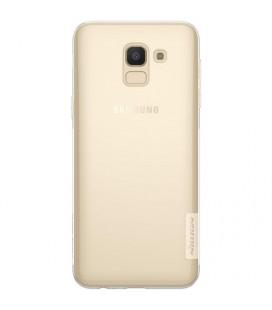 """Juodas silikoninis dėklas Xiaomi Redmi 5 Plus telefonui """"Mercury Goospery Pearl Jelly Case"""""""