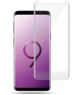"""Skaidrus 5D apsauginis grūdintas stiklas Samsung Galaxy S9 Plus telefonui """"Mocolo"""""""
