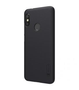"""Juodas atverčiamas dėklas Sony Xperia XZ2 telefonui """"Smart Book Magnet"""""""