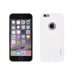 """Baltas plonas 0,3mm dėklas Samsung Galaxy S5 telefonui """"Jelly Case Ultra Slim"""""""