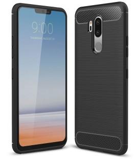 """Juodas dėklas LG G7 telefonui """"Tech-Protect"""""""