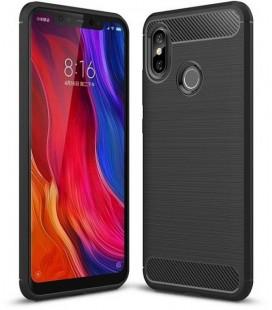 """Juodas dėklas Xiaomi Mi8 telefonui """"Tech-Protect"""""""
