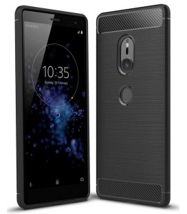 """Juodas dėklas Sony Xperia XZ2 telefonui """"Tech-Protect"""""""