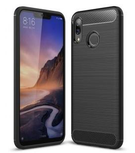 """Juodas dėklas Huawei P Smart Plus telefonui """"Tech-Protect"""""""