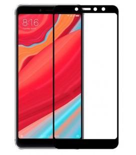"""Juodas 5D apsauginis grūdintas stiklas Xiaomi Redmi S2 telefonui """"Mocolo"""""""