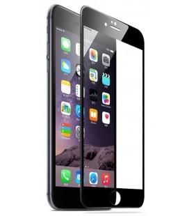 """Juodas 5D apsauginis grūdintas stiklas Apple iPhone 6 Plus / 6s Plus telefonui """"Mocolo"""""""