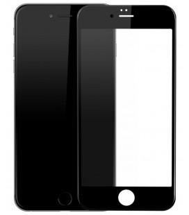 """Juodas 5D apsauginis grūdintas stiklas Apple iPhone 6/6s telefonui """"Mocolo"""""""