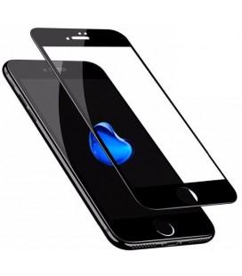 """Juodas 5D apsauginis grūdintas stiklas Apple iPhone 7/8 telefonui """"Mocolo"""""""