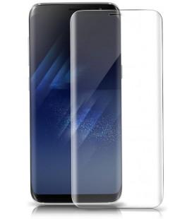 """Skaidrus 5D apsauginis grūdintas stiklas Samsung Galaxy S8 telefonui """"Mocolo"""""""