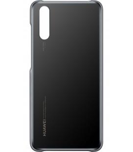 """Originalus juodas dėklas Huawei P20 telefonui """"Color Case"""""""