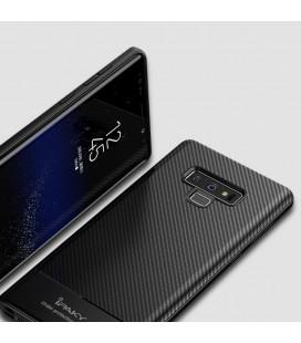 """Lenktas apsauginis grūdintas stiklas Samsung Galaxy Note 8 telefonui """"T-Max UV"""""""