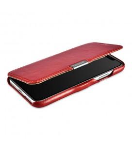 """Baltas dėklas Huawei P Smart telefonui """"Glass Case"""""""