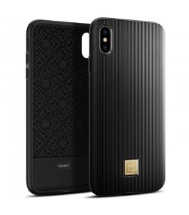 """Baltas dėklas Samsung Galaxy S8 telefonui """"Glass Case"""""""