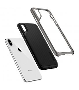 """Baltas dėklas Huawei P20 Lite telefonui """"Glass Case"""""""
