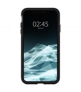 """Juodas dėklas Huawei P20 Lite telefonui """"Glass Case"""""""