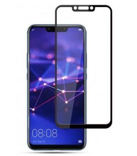 """Juodas apsauginis grūdintas stiklas Huawei Mate 20 Lite telefonui """"Mocolo"""""""