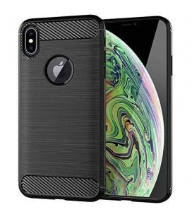 """Juodas dėklas Apple iPhone X/XS telefonui """"Tech-Protect"""""""