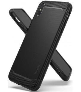 """Juodas dėklas Apple iPhone X/XS telefonui """"Ringke Onyx"""""""