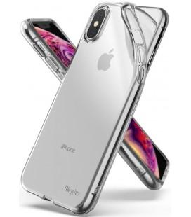 "Skaidrus dėklas Apple iPhone XS Max telefonui ""Ringke Air"""