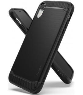 """Juodas dėklas Apple iPhone XR telefonui """"Ringke Onyx"""""""