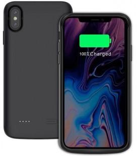 "Dėklas - papildomas akumuliatorius 6000mAh Apple iPhone XS Max telefonams ""Tech-Protect"""