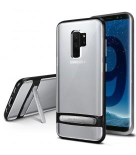 """Juodas silikoninis dėklas Samsung Galaxy S9 Plus telefonui """"Mercury Goospery Dream Bumper"""""""