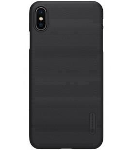 "Juodas dėklas Apple iPhone XS Max telefonui ""Nillkin Frosted Shield"""