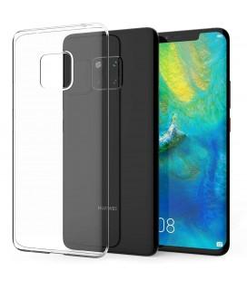 "Originalus skaidrus dėklas Huawei Mate 20 Pro telefonui ""Flexible Clear Case"""