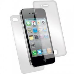 Apsauginiai grūdinti stiklai Apple iPhone 4/4G/4S telefonui (Priekiui ir galui) 2vnt.