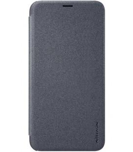 """Atverčiamas pilkas dėklas Apple iPhone XR telefonui """"Nillkin Sparkle"""""""