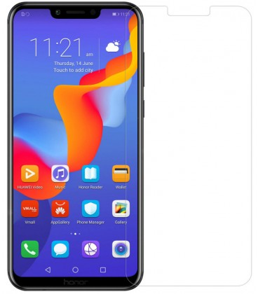 """Apsauginis grūdintas stiklas 0,2mm Huawei Honor Play telefonui """"Nillkin Amazing H+ PRO"""""""