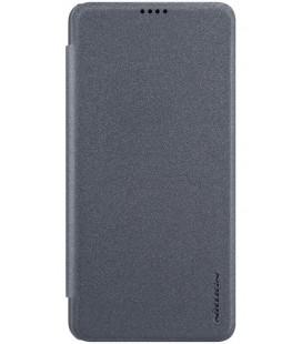 """Atverčiamas pilkas dėklas Xiaomi Mi8 Lite telefonui """"Nillkin Sparkle"""""""