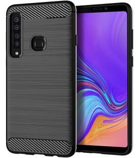 """Juodas dėklas Samsung Galaxy A9 2018 telefonui """"Tech-Protect"""""""