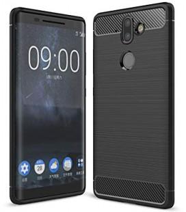"""Juodas dėklas Nokia 9 telefonui """"Tech-Protect"""""""