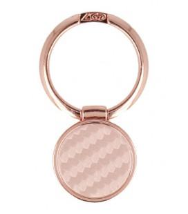 """Rožinis universalus telefono laikiklis ant piršto - žiedas """"Ring Carbon"""""""